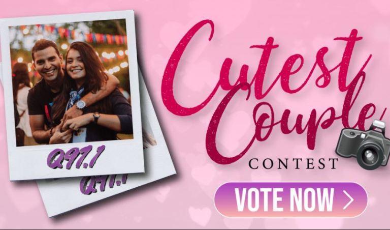 Q97.1 Cutest Couple Contest