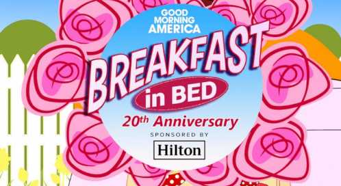 GMA Mother's Day Breakfast in Bed Contest