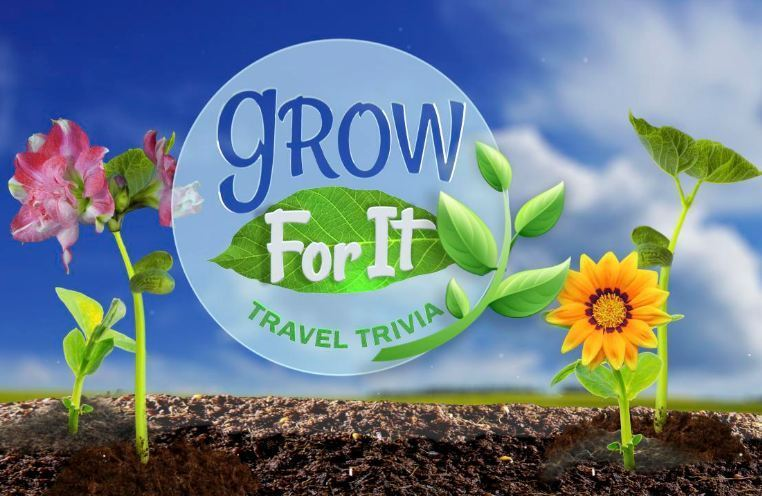 Kelly & Ryan Live's Grow For It Travel Trivia Sweepstakes