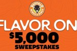 Buffalo Wings & Rings Flavor On Sweepstakes