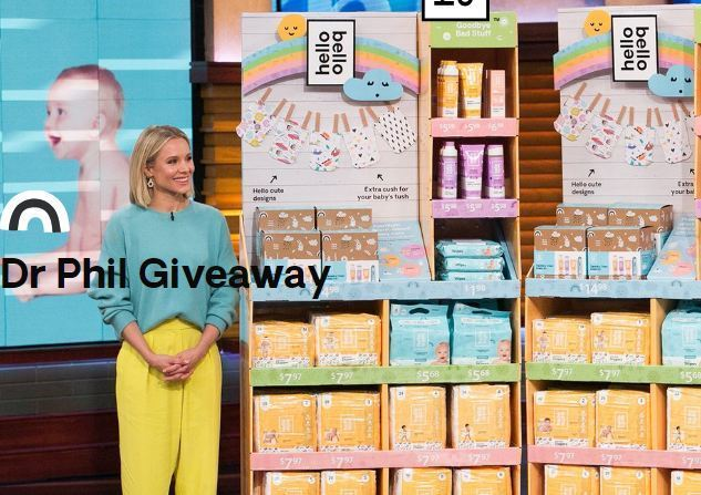 Hello Bello Dr. Phil Giveaway