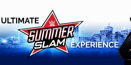 USA Network MizandMrs Ultimate SummerSlam Experience Sweepstakes