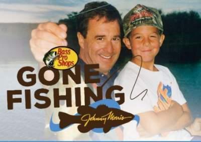 Bass Pro & Cabela's Gone Fishing Sweepstakes