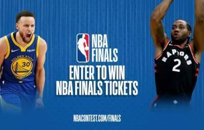 NBA Finals Ticket Contest