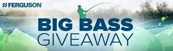 Ferguson & Bass Pro Shop Big Bass Giveaway 2019