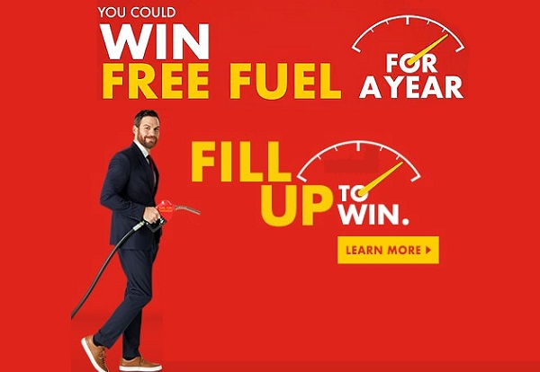 The Shell Great Gas Giveaway