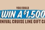 Hershey's Almond Joy Cruise Sweepstakes