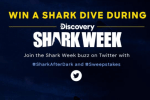 Discovery Channel Shark After Dark Sweepstakes
