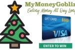 My MoneyGoblin Holiday Wishlist Sweepstakes