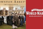 Cost Plus World Market Downton Abbey Sweepstakes