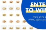 Your Pie 10,000 Pasta Entrees Giveaway
