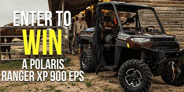 Polaris Ranger Giveaway 2019