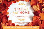 BHG Real Estate Fall into Home Sweepstakes
