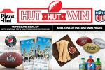 Pizza Hut Hut Win Instant Win Game