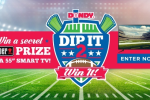 Dip it 2 Win it Sweepstakes 2019