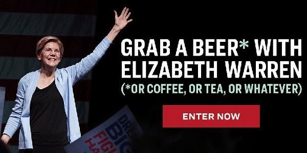Meet Elizabeth Warren Contest