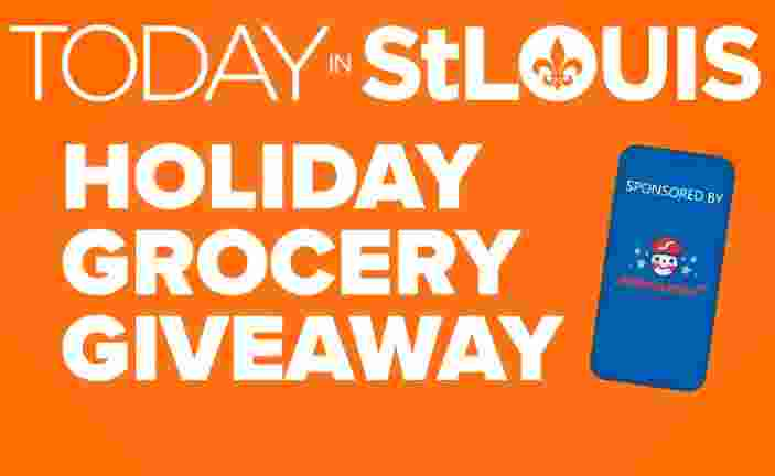 KSDK Today in St. Louis Holiday Grocery Gift Card Giveaway