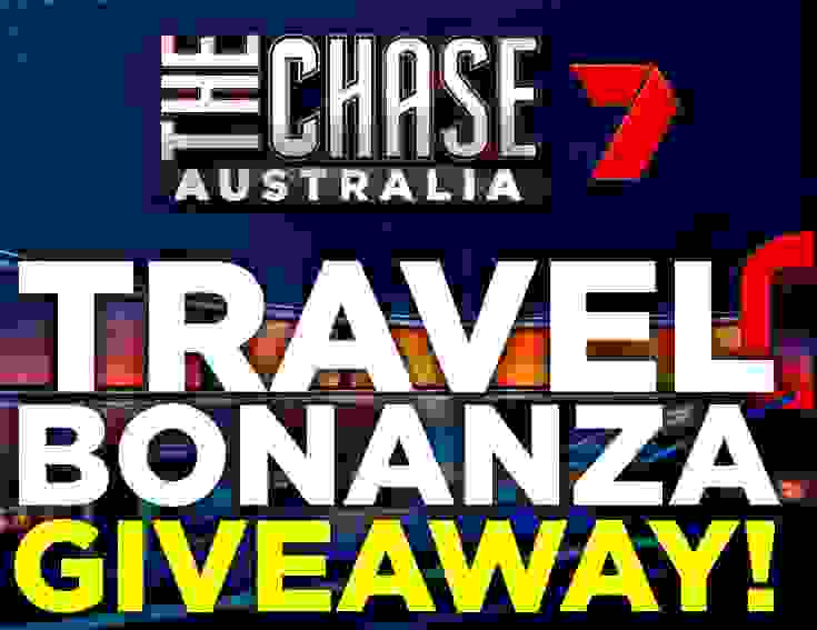 The Chase Australia Travel Bonanza Competition