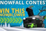 WQAD Guess The Snowfall Sweepstakes