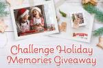Challenge Butter Memories Giveaway