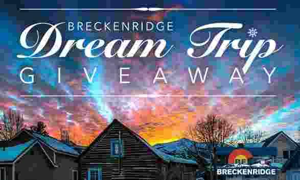 Breckenridge Discount Lodging Dream Trip Giveaway