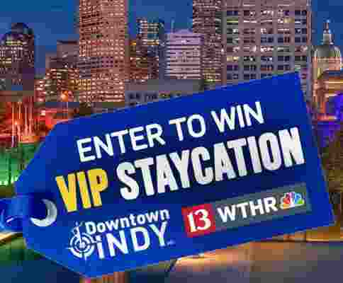 WTHR Downtown Indy Staycation Contest