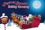 Wheel of Fortune Secret Santa Holiday Giveaway 2019