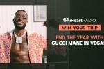 iHeartradio Meet Gucci Mane in Las Vegas Sweepstakes