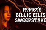 Billie Eilish Sweepstakes