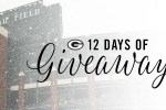 Green Bay Packers 12 Days of Giveaways