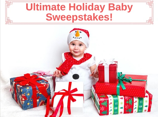Red Tricycle Ultimate Holiday Baby Sweepstakes