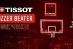Tissot Buzzer Beater Sweepstakes