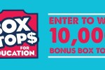 Weis Markets Box Tops for Education Sweepstakes 2020