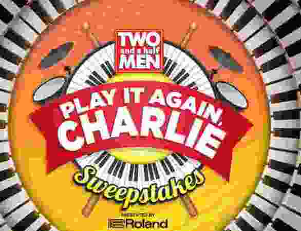 Two and A Half Men Play It Again, Charlie Sweepstakes