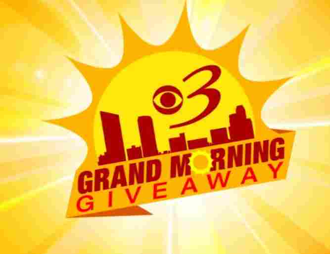 WWMT News Channel 3 Grand Morning Contest