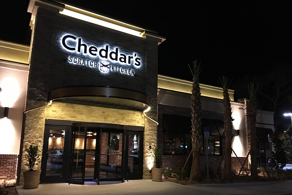 Cheddar's Scratch Kitchen Customer Feedback Survey