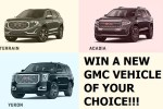 Win A GMC Sweepstakes 2020