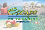 Key West Escape to Paradise Sweepstakes