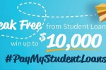 MoneySolver Pay Off Student Loans Contest