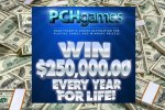PCH.com $250,000 a Year for Life SuperPrize Giveaway