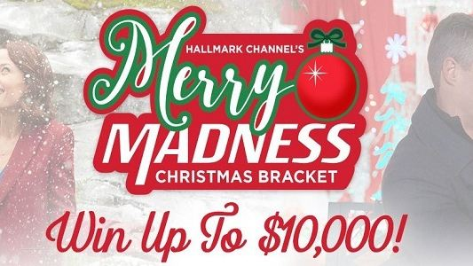 Hallmark Channel Merry Madness Christmas Bracket Sweepstakes