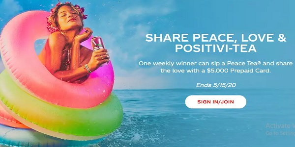 Coca Cola $5,000 Weekly Giveaway