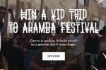 Cuervo X Akamba Music Festival Sweepstakes