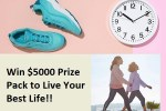 Easy Spirit Live Your Best Life Now Sweepstakes