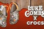 Luke Combs LC2 Crocs Giveaway