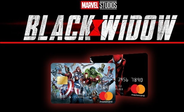 Marvel Black Widow Sweepstakes