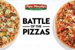 The Battle of the Pizzas Sweepstakes