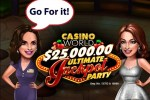 PCH $25000 Casino World Giveaway No: 13783