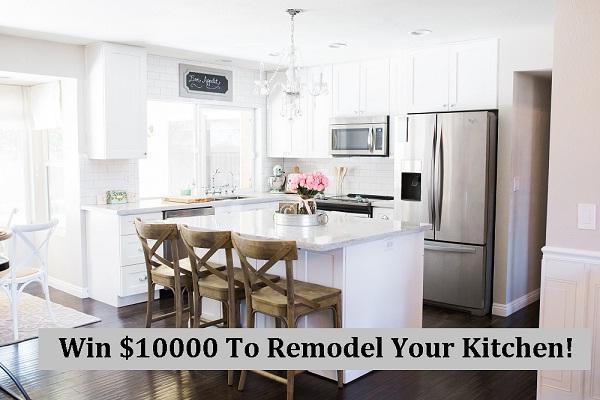 Pch.com $10000 Kitchen Makeover Giveaway
