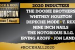 Siriusxm.com Rock & Roll Hall of Fame Induction 2020 Sweepstakes